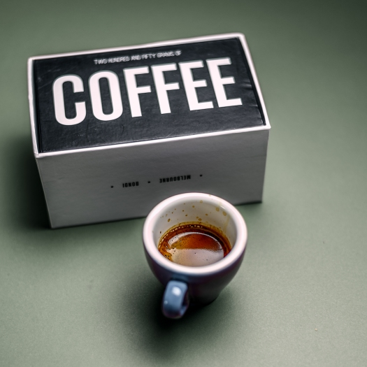 250 grams of COFFEE