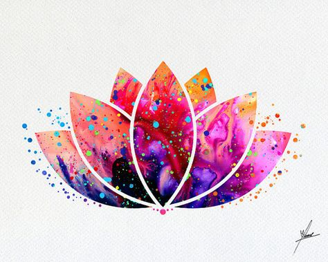 Be A Lotus Flower