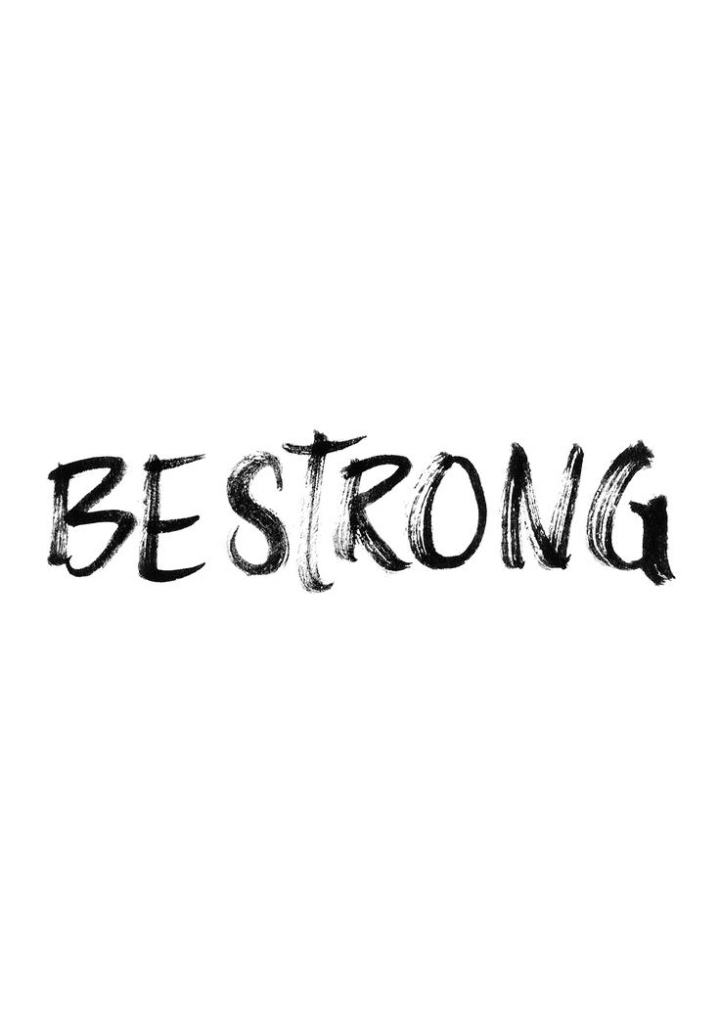 God loves strong people!