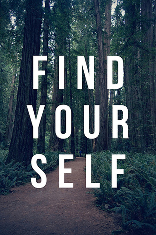 How To Find Yourself?